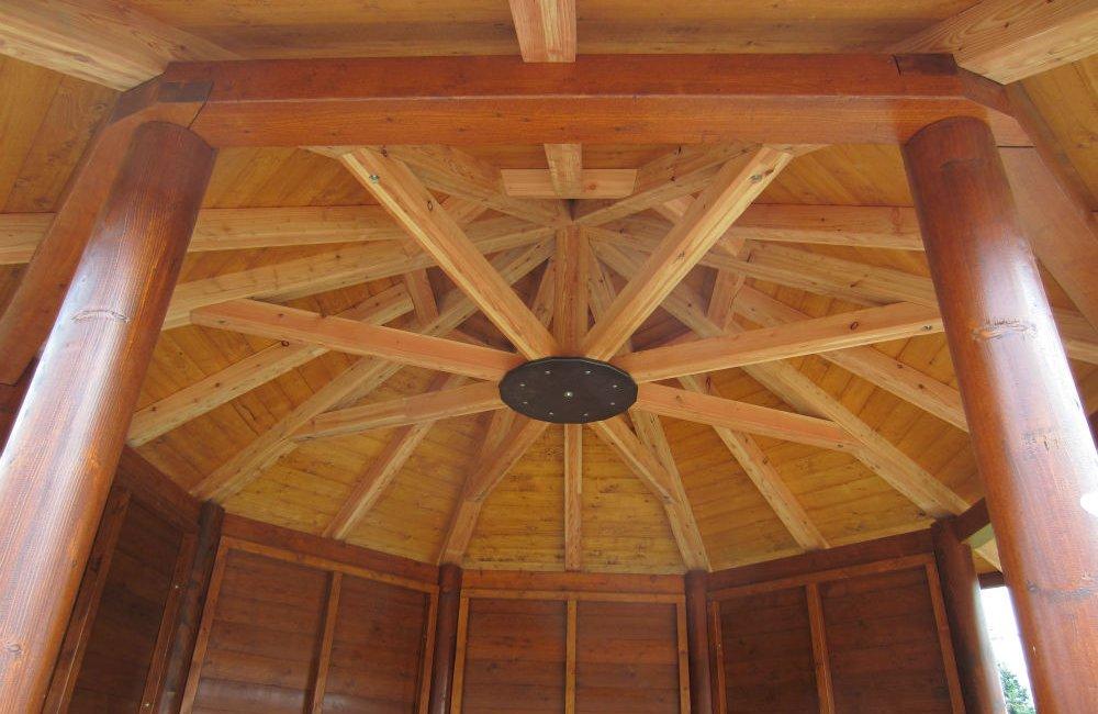 Pavillon Holzwelten Heilemann